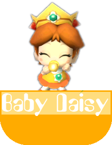 Baby Daisy MR