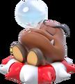 Goomba Artwork (alt) - Super Mario 3D World