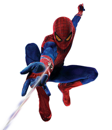 Spider-Man Garfield TASMa