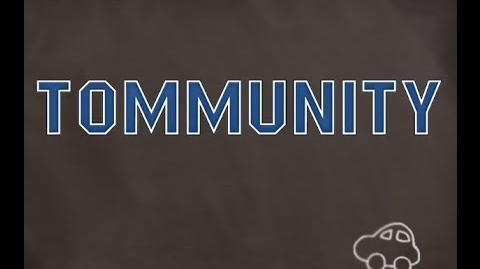 Tommunity Opening Fan Project
