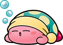 Sleep Kirby
