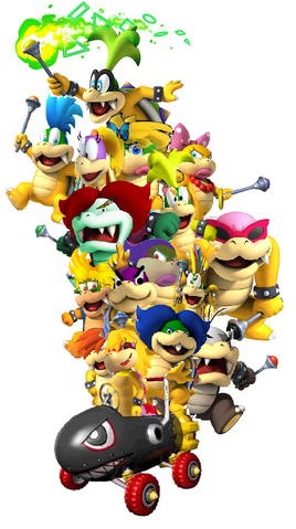 File:Lavora and The Koopalings.png