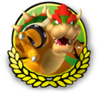MK3DS Bowser icon