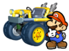 MKPC Paper Mario
