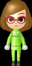 Nikki mii racing suit by machrider14-d5omke1
