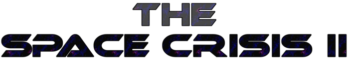 The Space Crisis II Logo
