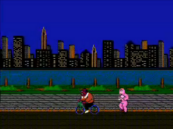 BicyclePunchOut!!