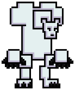 Polar Bear MS Sprite