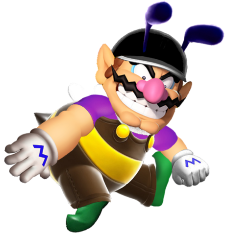 File:Bee Wario by Tom.png