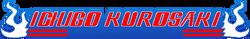 Versus Planet - Ichigo Kurosaki logo