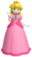Princess Peach SM3DW