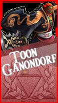 TOON GANONDORFj