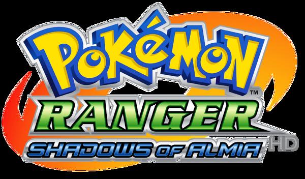 Pokemon Ranger SoA HD