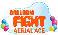 Balloon Fight Aerial Ace Logo