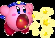 Throw Kirby KDL3D