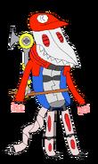 Doomulus Mario Sunshine (Unten Fighters)