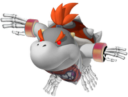 Dry Bowser Jr. Art