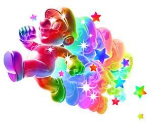 RAINBOW STAR MARIO