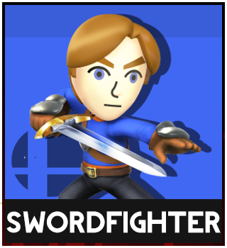 Mii SwordfighterSSBV
