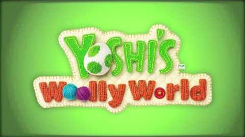 Fluffin' Puffin Babysitting (Yoshi's Woolly World)