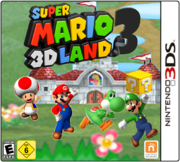 SM3DL3 box art