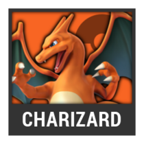 ACL -- Super Smash Bros. Switch character box - Charizard