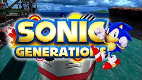 Metal Harbour Classic Remix- Sonic Generations Style