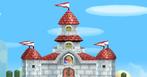 Peach's castle ssb