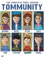 Tommunity Box