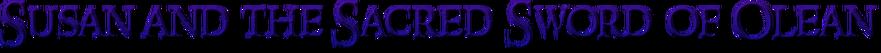 SacredSword logo
