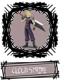 Cloud Strife SSBR