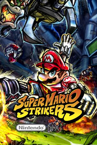 MarioStrikersNX