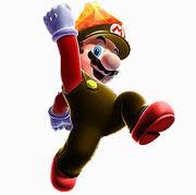 Lava Mario
