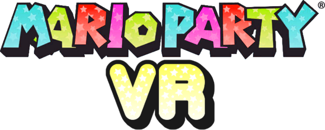 File:Mario Party VR Logo.png