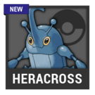 ACL -- Super Smash Bros. Switch Pokémon box - Heracross