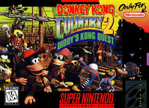 DK Country 2