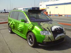 Hulk Car by tech3000