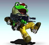 Ssb slippy toad