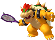 Bowser - Mario Tennis Open