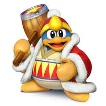 King Dedede Smash Bros