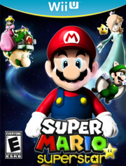 Super Mario Superstar cover 1