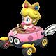 Baby Peach MK8 Icon