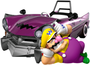 Wario's Car