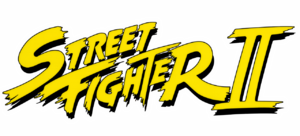 StreetFighterII Logo