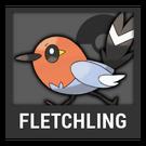 ACL -- Super Smash Bros. Switch Pokémon box - Fletchling