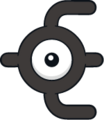 201Unown E Dream