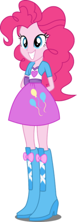 Eqg pinkie pie by xebck-d9bwbwp