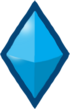Aquamarine Mystic Crystal PMTMF