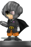 Masked man amiibo