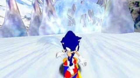Sonic Adventure Ice Cap (Snowboarding) Remix